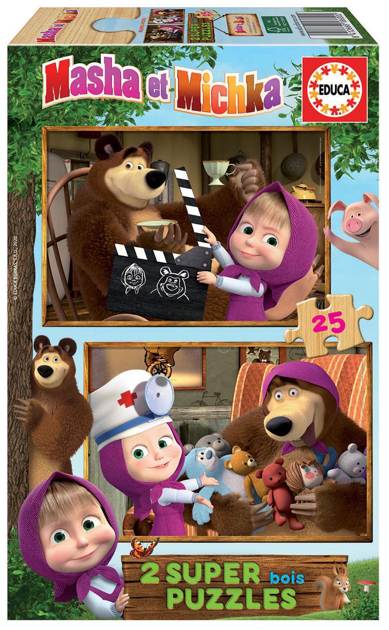 2×25 Masha e o Urso