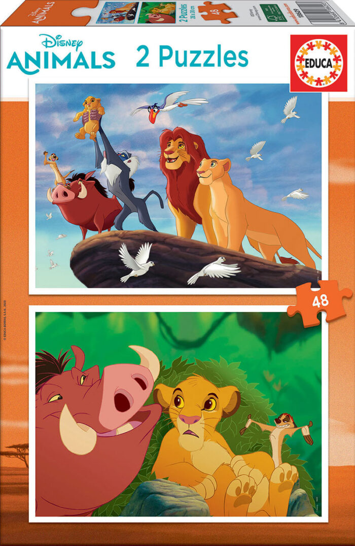 2x48 The Lion King