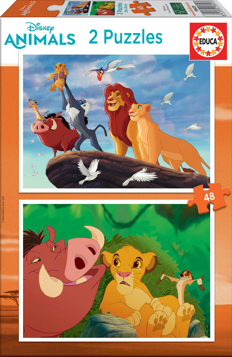 2×48 The Lion King