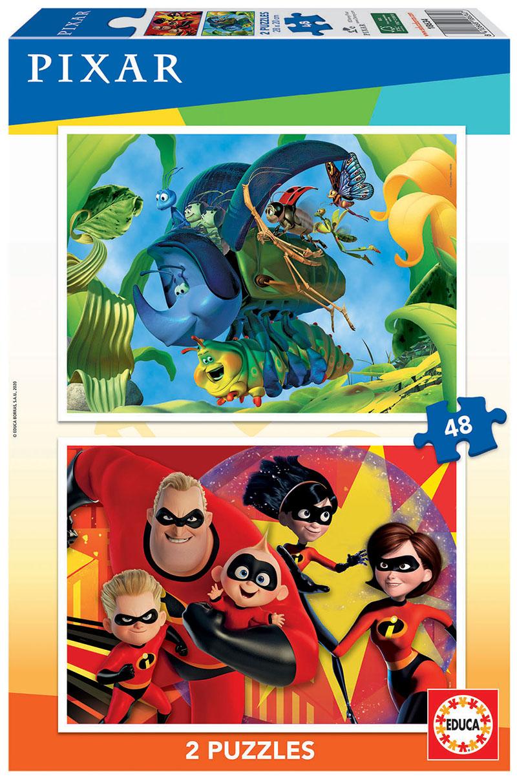 2×48 Disney Pixar