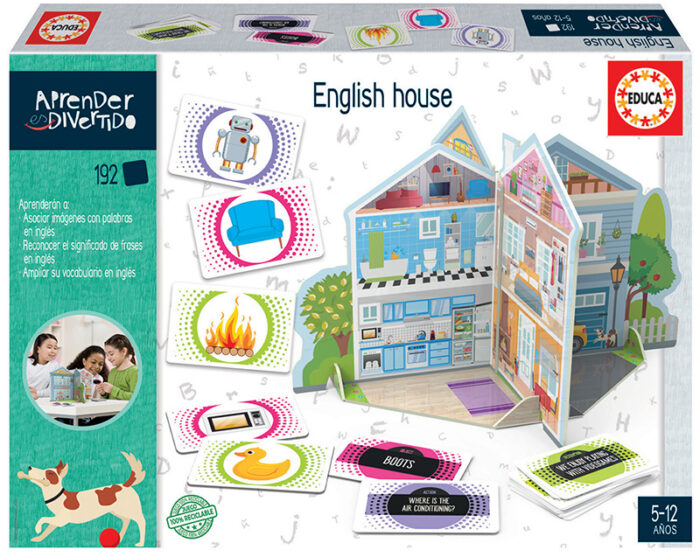 Aprender es Divertido English house