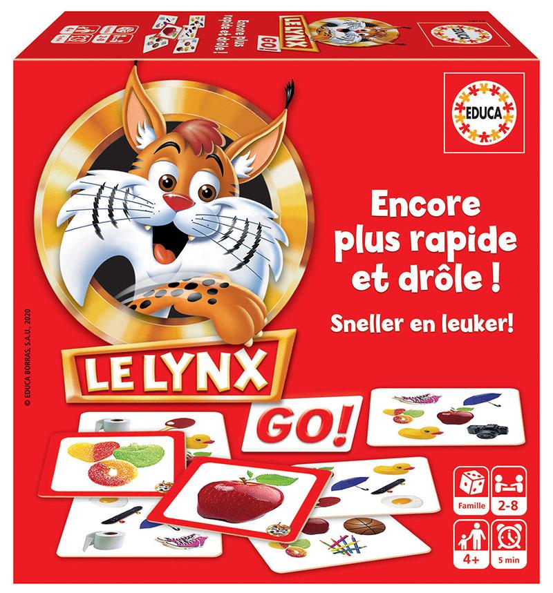 Le Lynx – Jeu de cartes