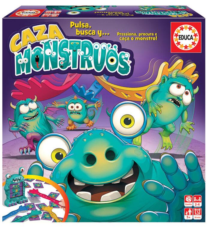 Caza Monstruos
