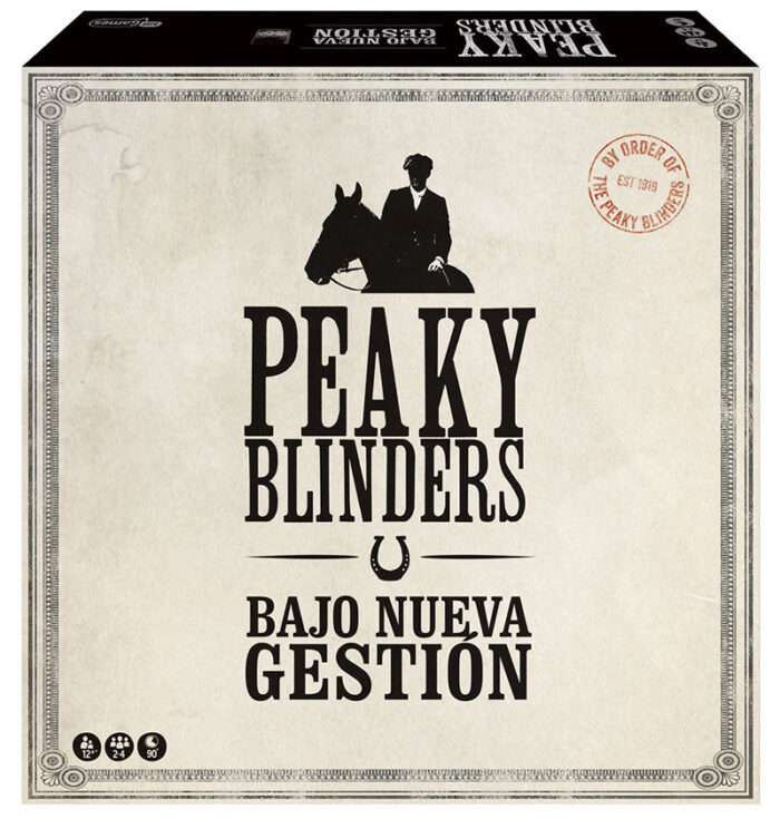 Peaky Blinders Juego
