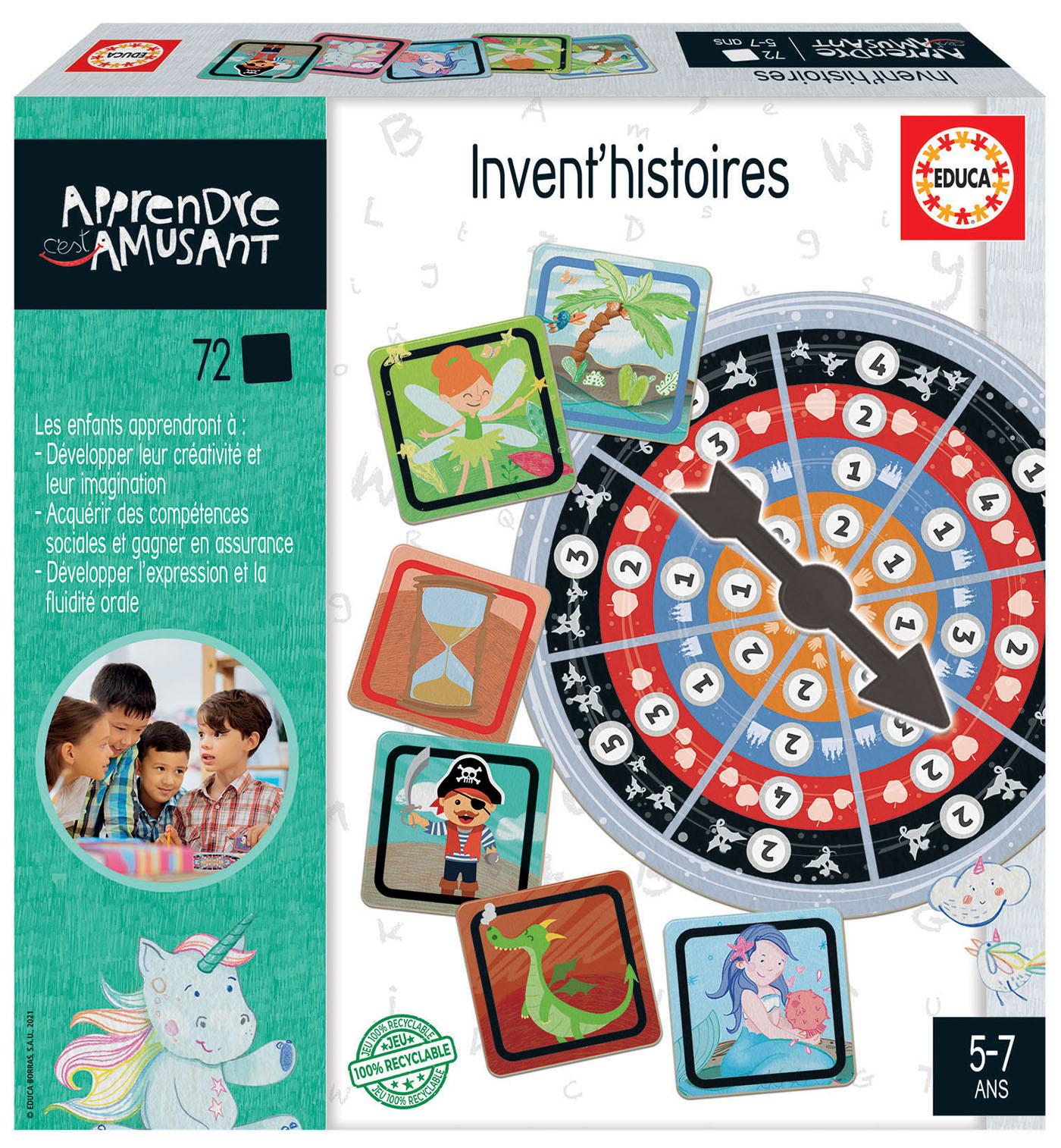 Invent'histoires
