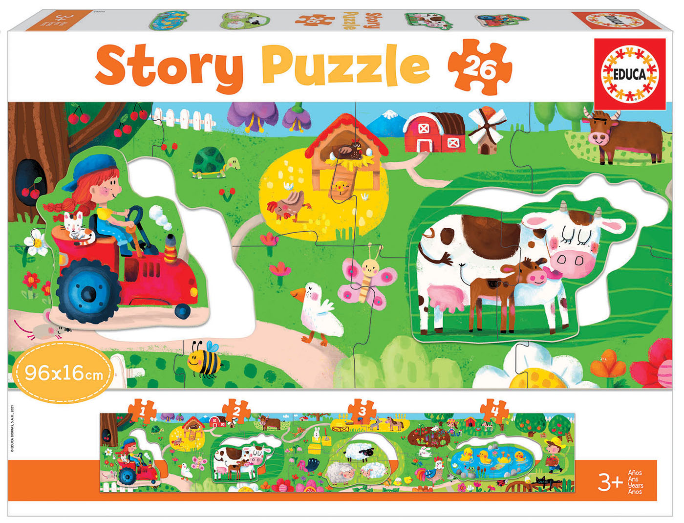26 A Quinta Story Puzzle