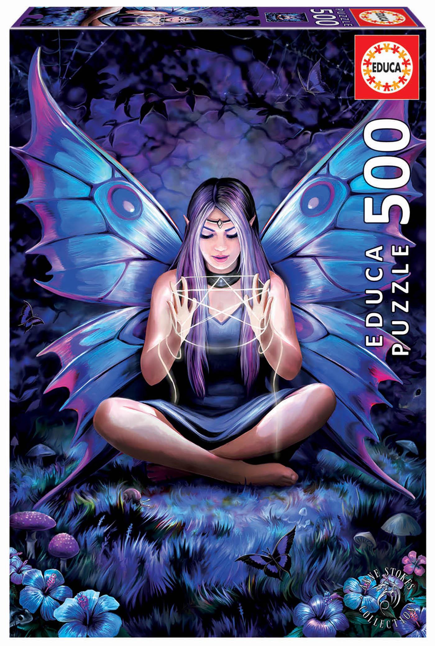 500 Spell Weaver, Anne Stokes