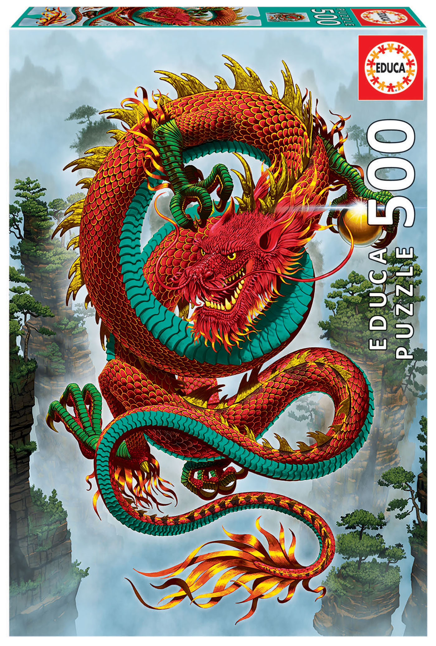 500 Le Dragon de la bonne fortune, Vincent Hie