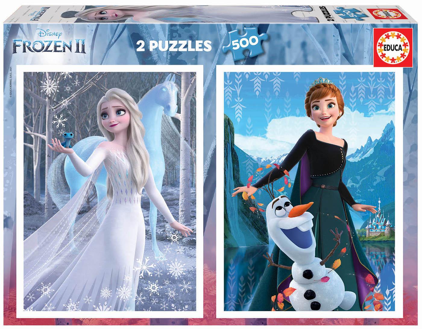 2×500 Frozen II