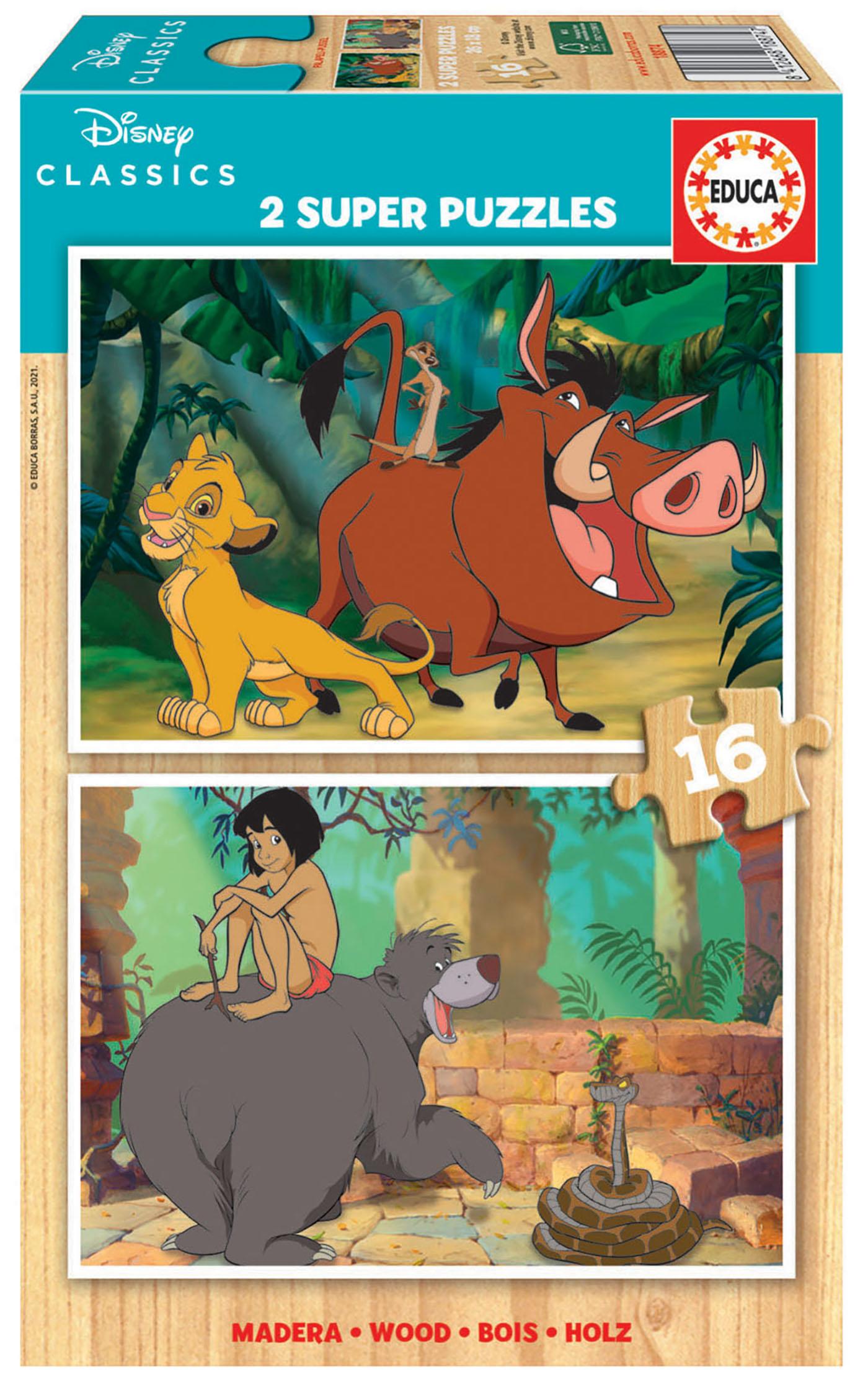 2×16 Disney Classics
