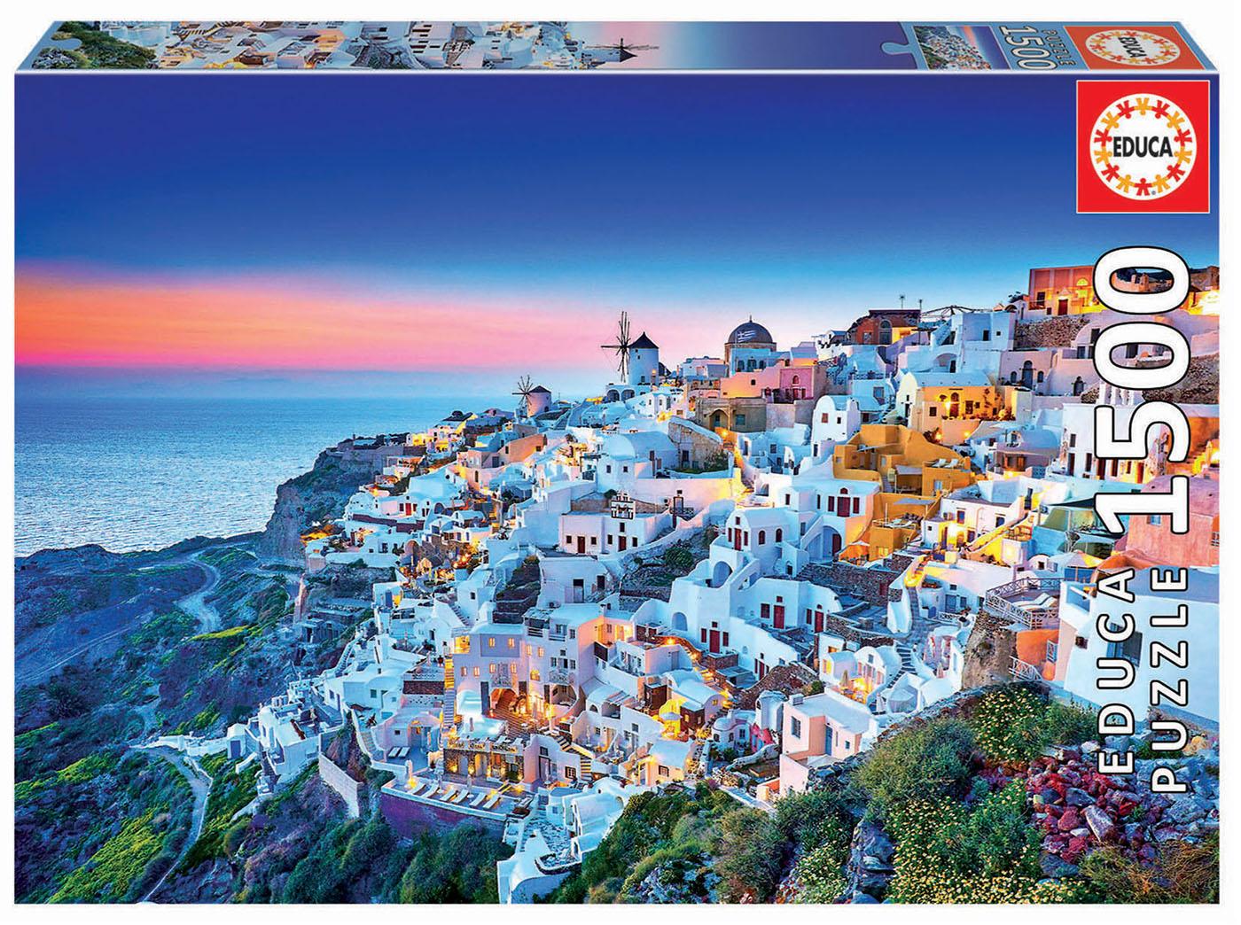 1500 Santorini