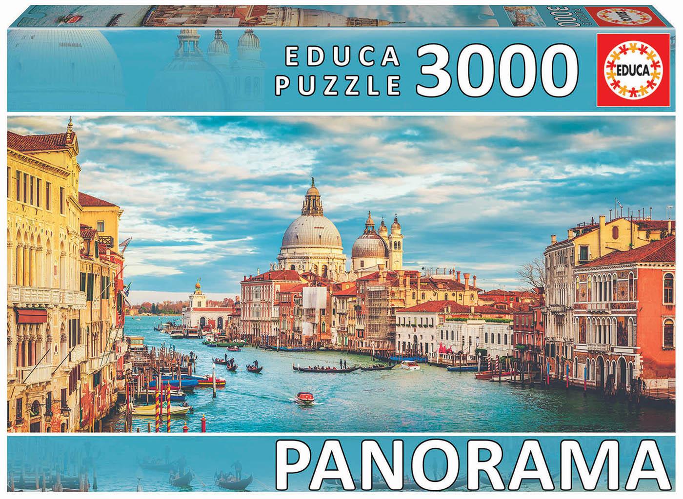 3000 Gran Canal Venecia «Panorama»