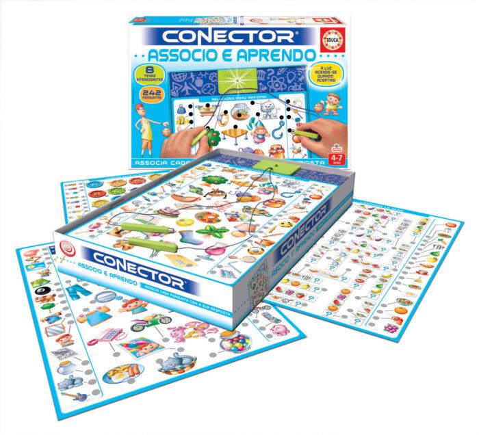 Conector® Associo e Aprendo