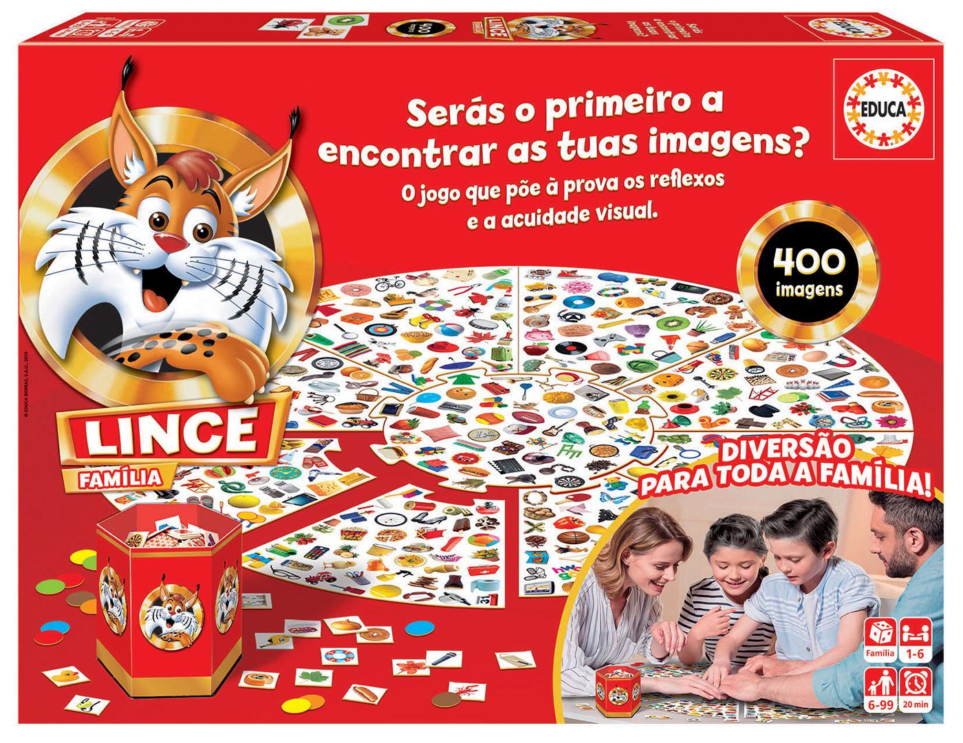 Lince Família 400 Imagens