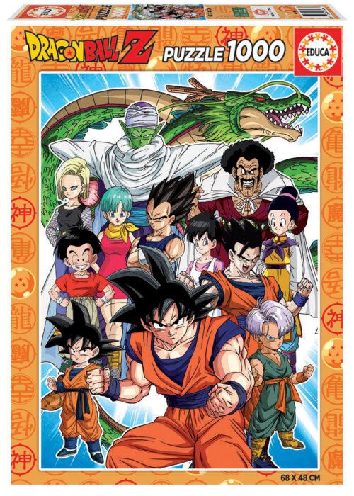 1000 Dragon Ball