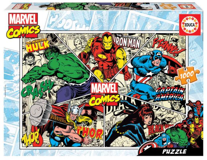 1000 Marvel Comics