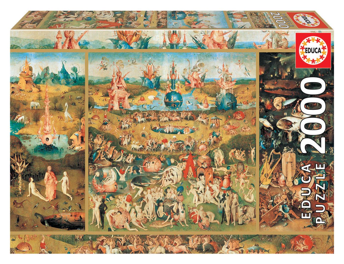2000 El Jardín de las delicias