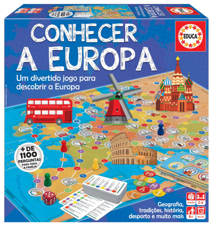 Conhecer a Europa