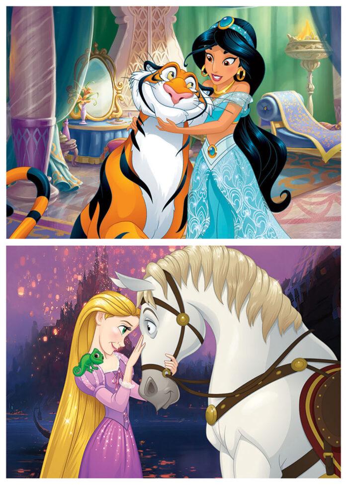 2x16 Disney Princess