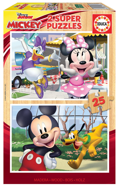 2×25 Mickey & Friends