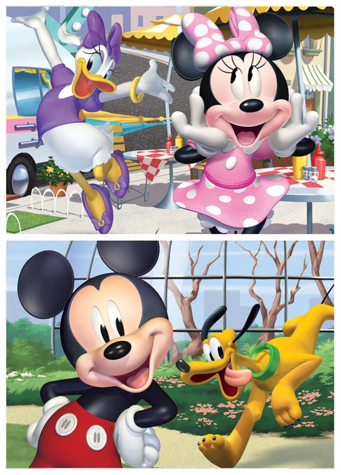 2x25 Mickey & Friends