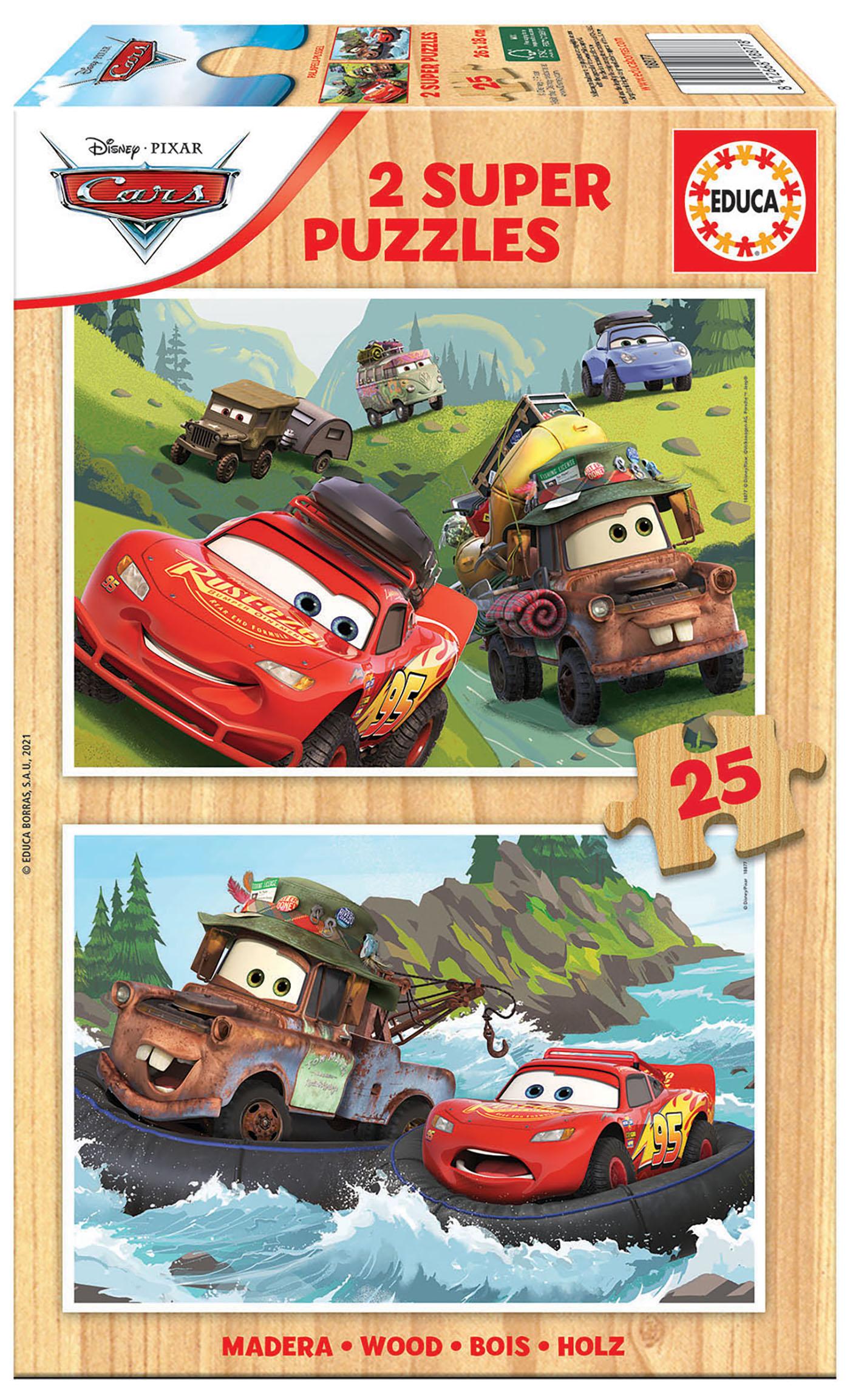 2×25 Cars