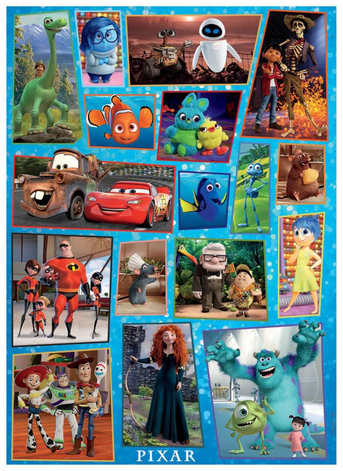 100 Disney Pixar