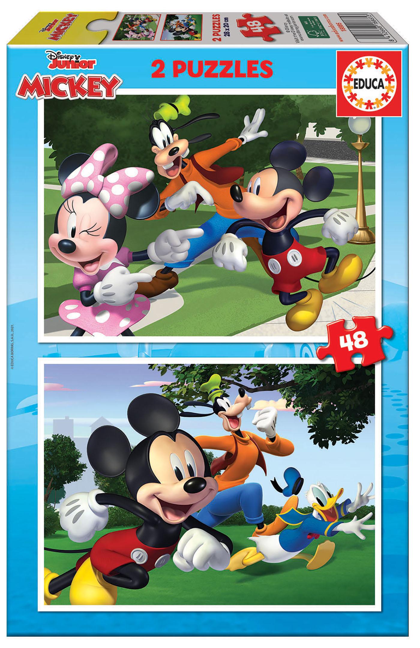 2×48 Mickey & Friends