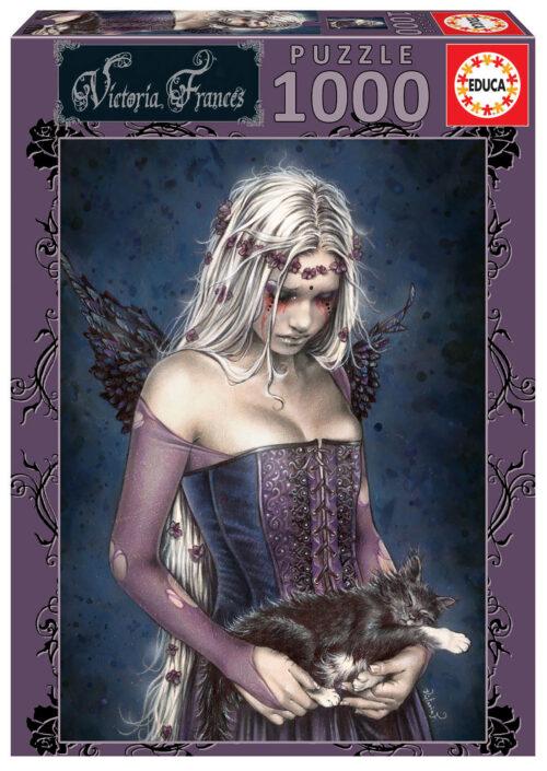 1000 Angel de la Mort, Victoria Francés