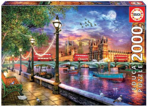2000 Londres al Capvespre