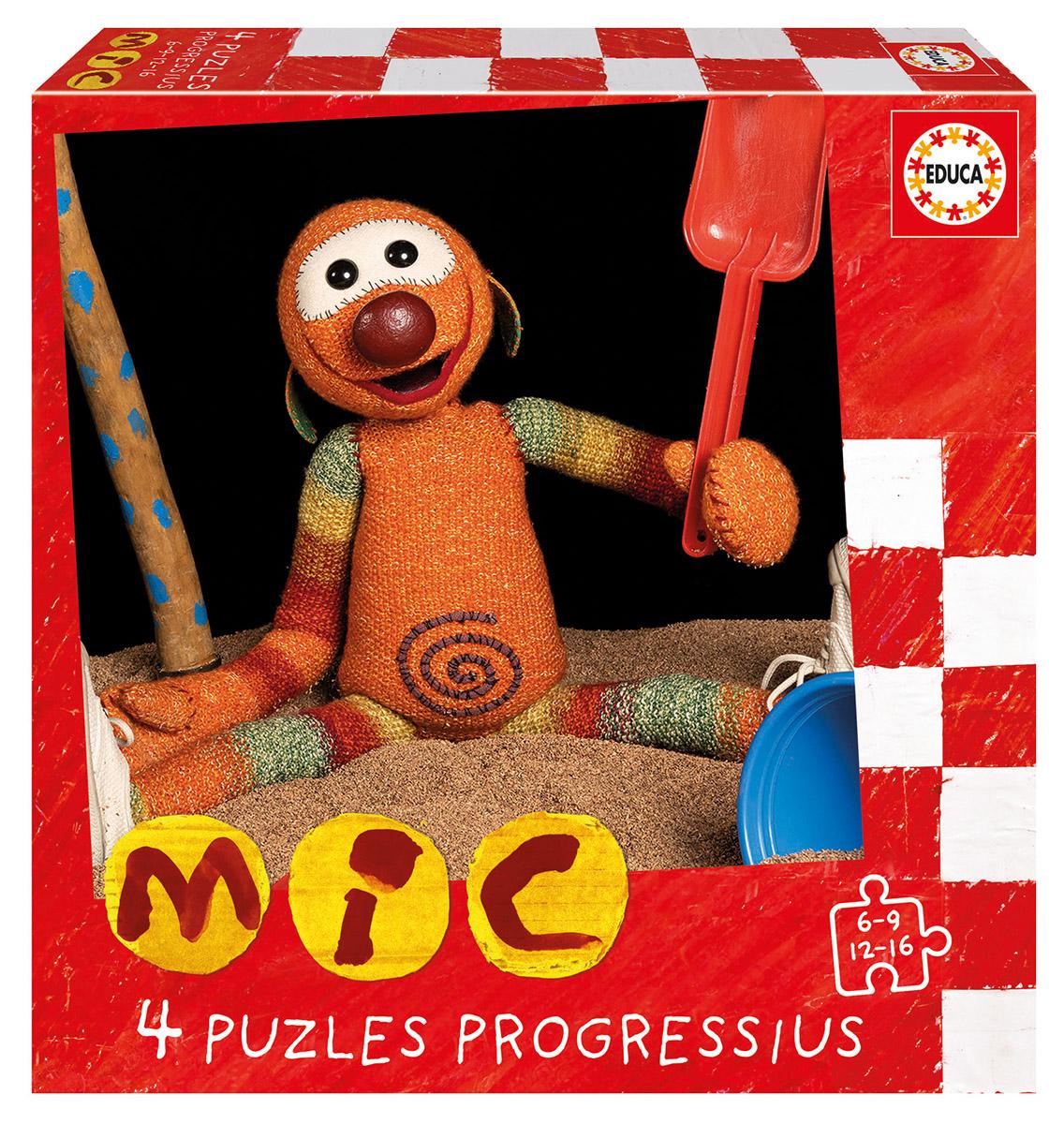 Puzzles Progressius MIC 6+9+12+16