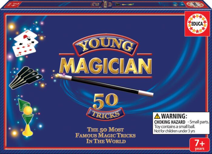 The Young Magician 50 tricks · Magic Set