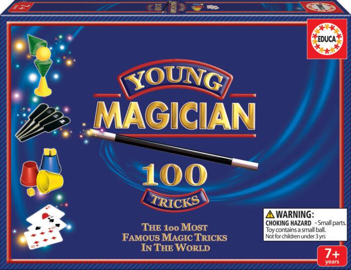The Young Magician 100 tricks · Magic Set