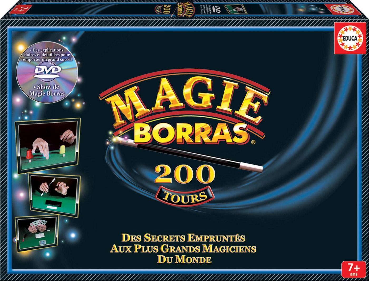 Magie Borras ® 200 tours