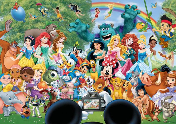 1000 The Marvellous world of Disney II