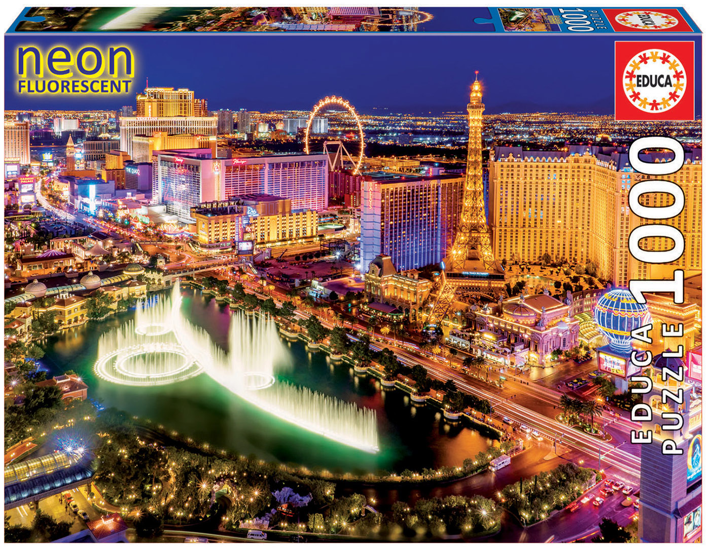 1000 Las Vegas ´Neon´