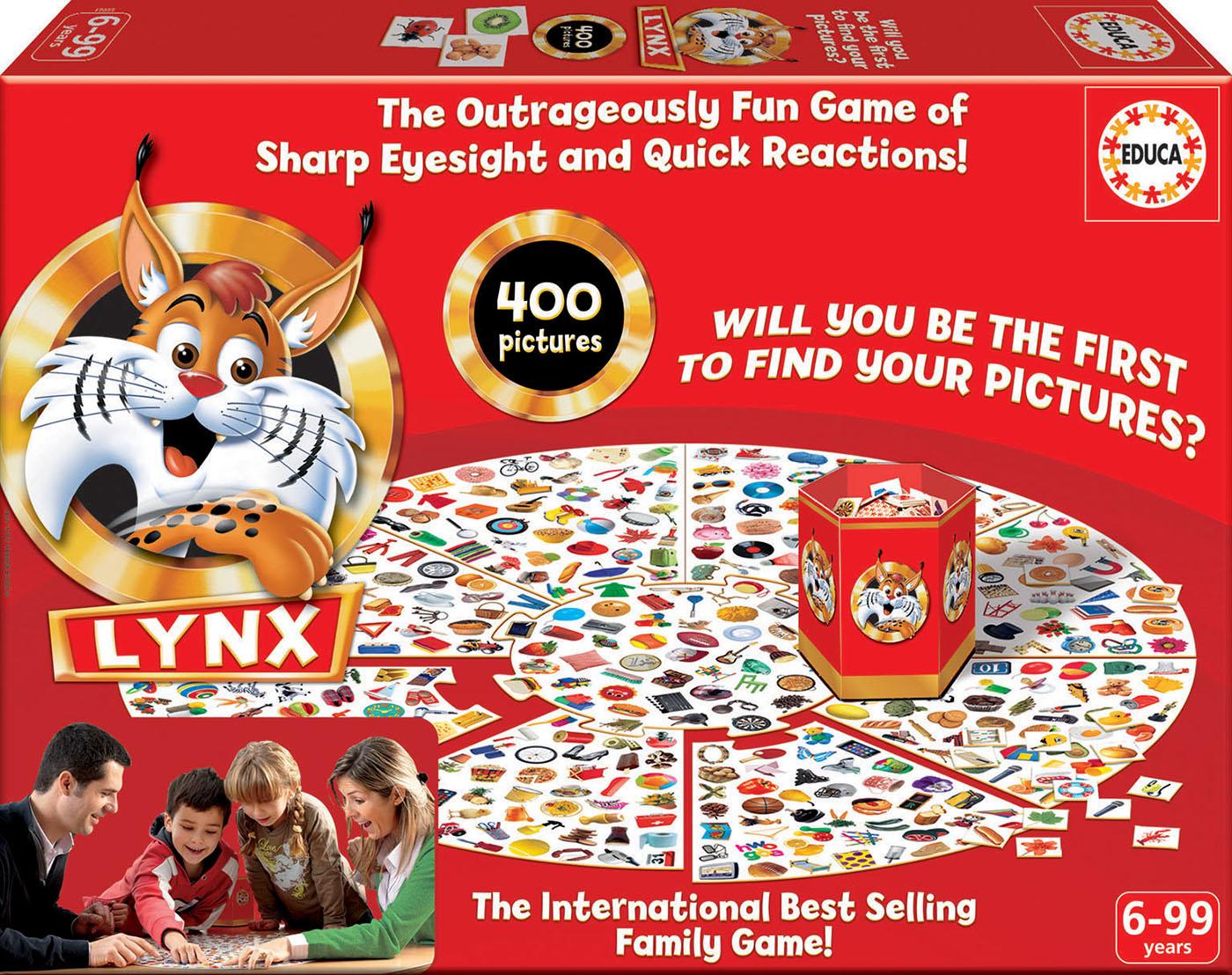 Lynx 400 English