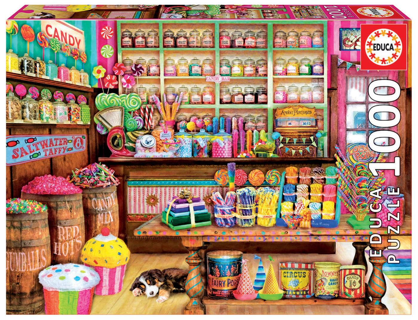 1000 Magasin de bonbons