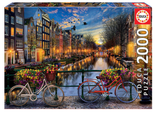 2000 Amsterdam with love