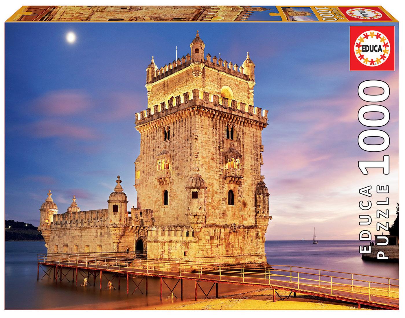 1000 Torre de Bélem, Lisboa
