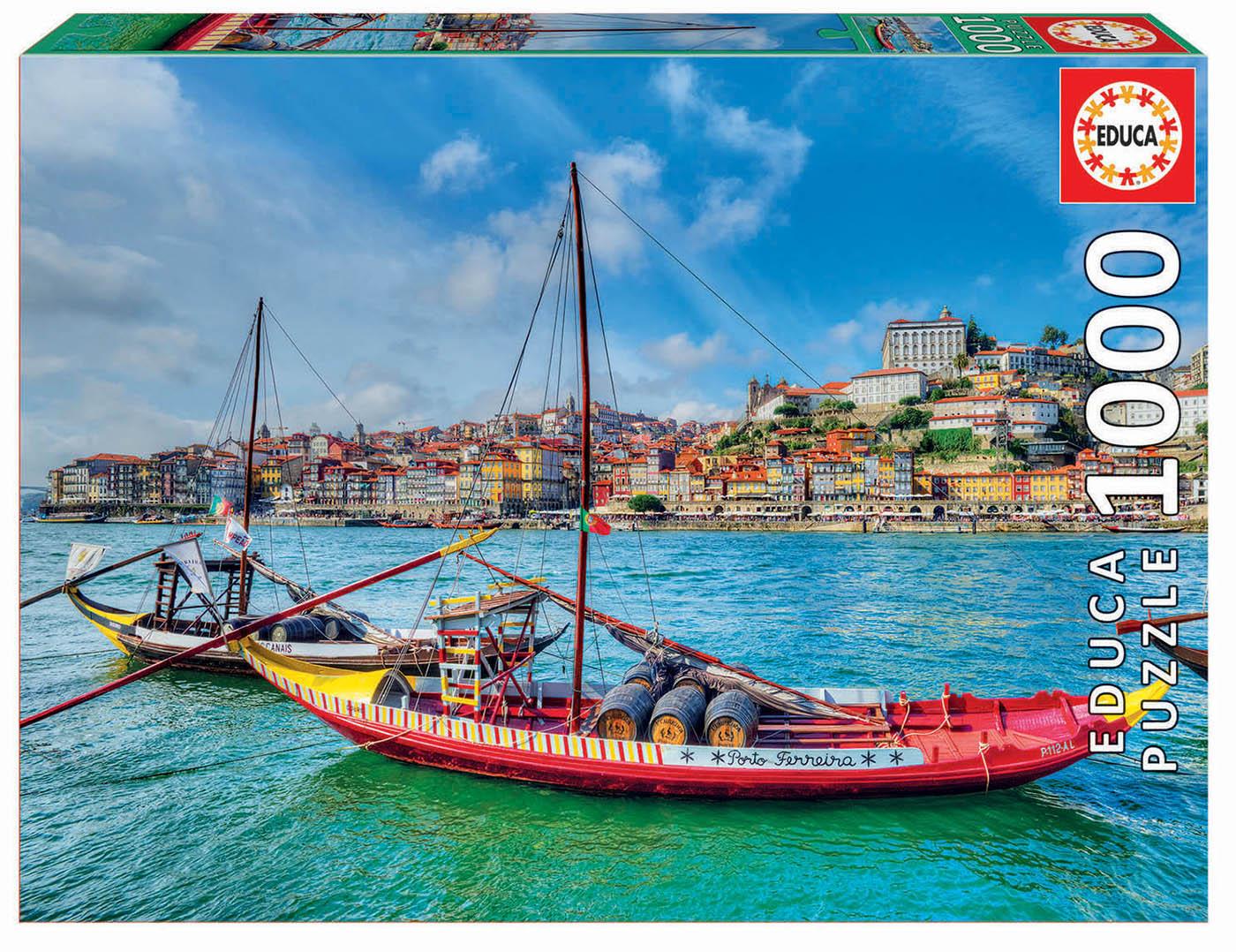1000 Barcos Rabelos, Porto