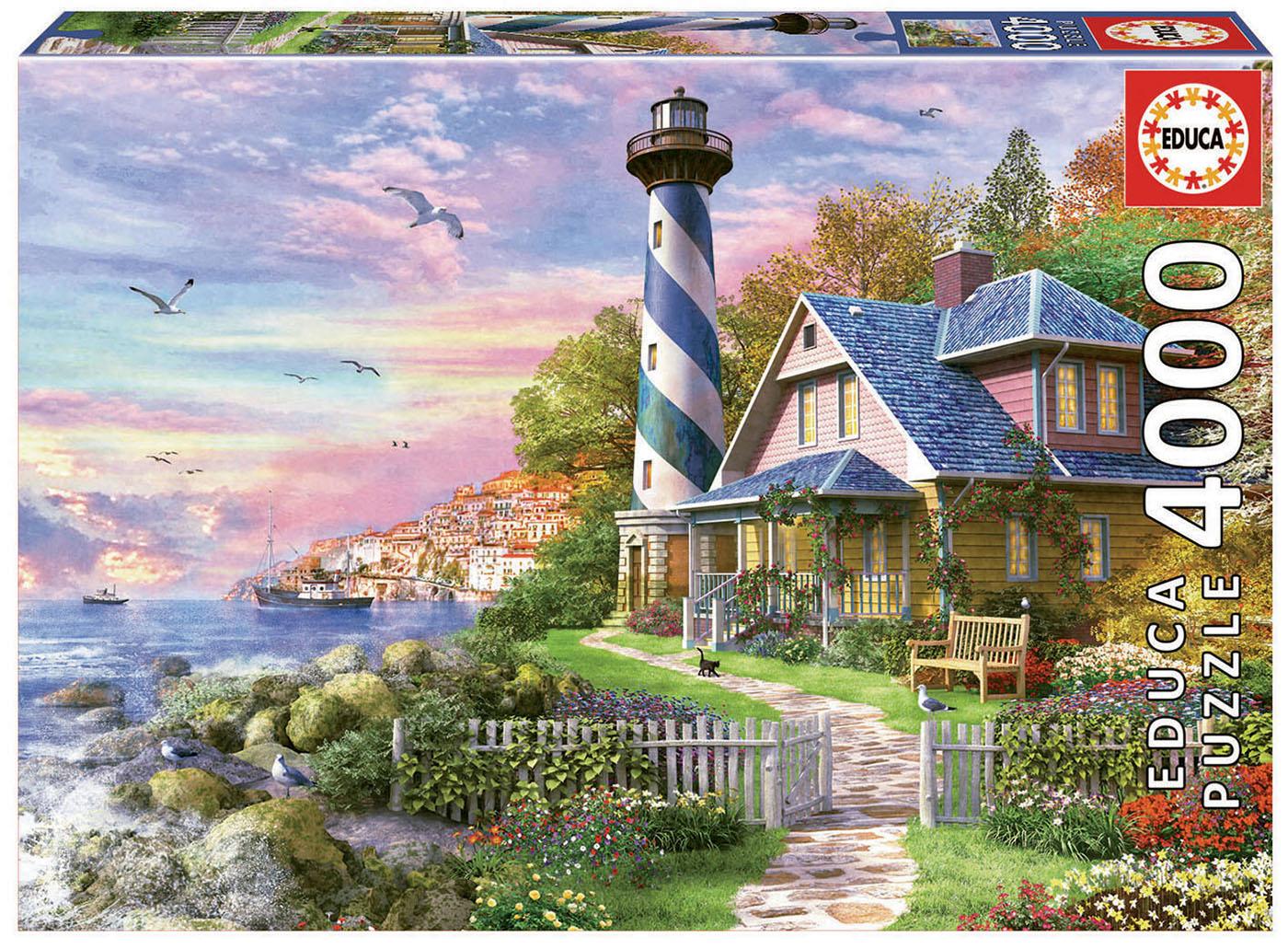 4000 Lighthouse at Rock Bay