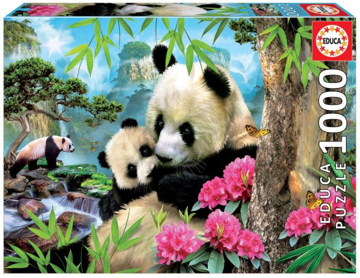1000 Morning Panda