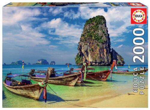 2000 Krabi, Thailand