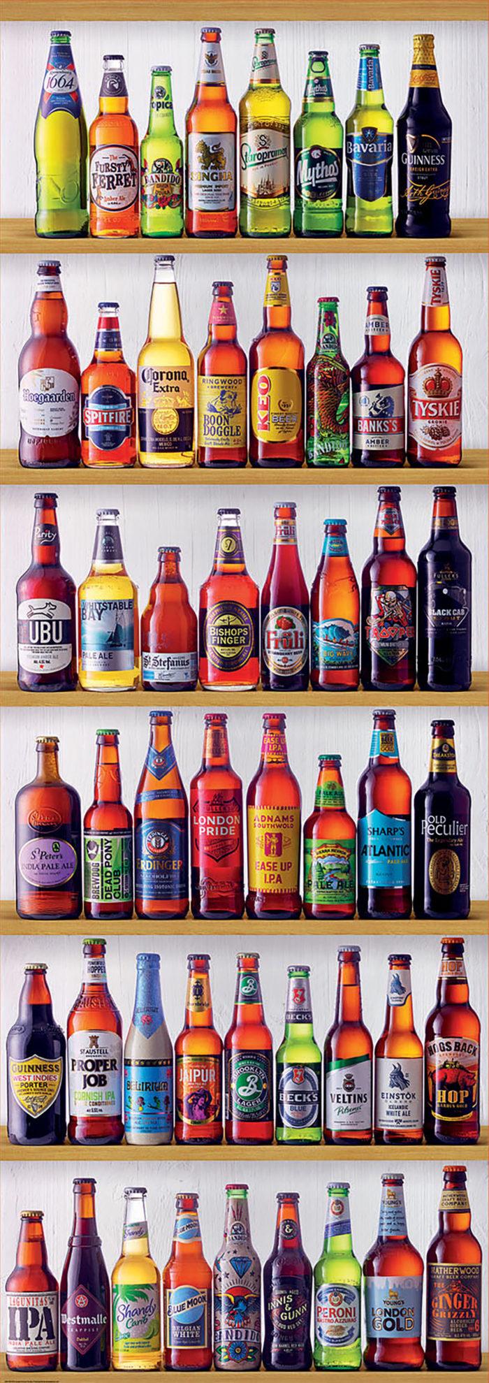 "2000 World Beers ""Panorama"""