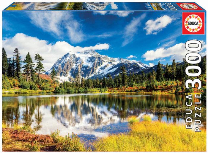 3000 Mount Shuksan, Washington, USA