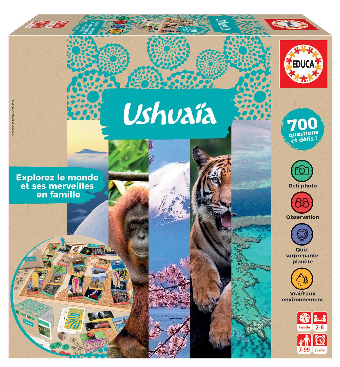Jeu Ushuaia Junior