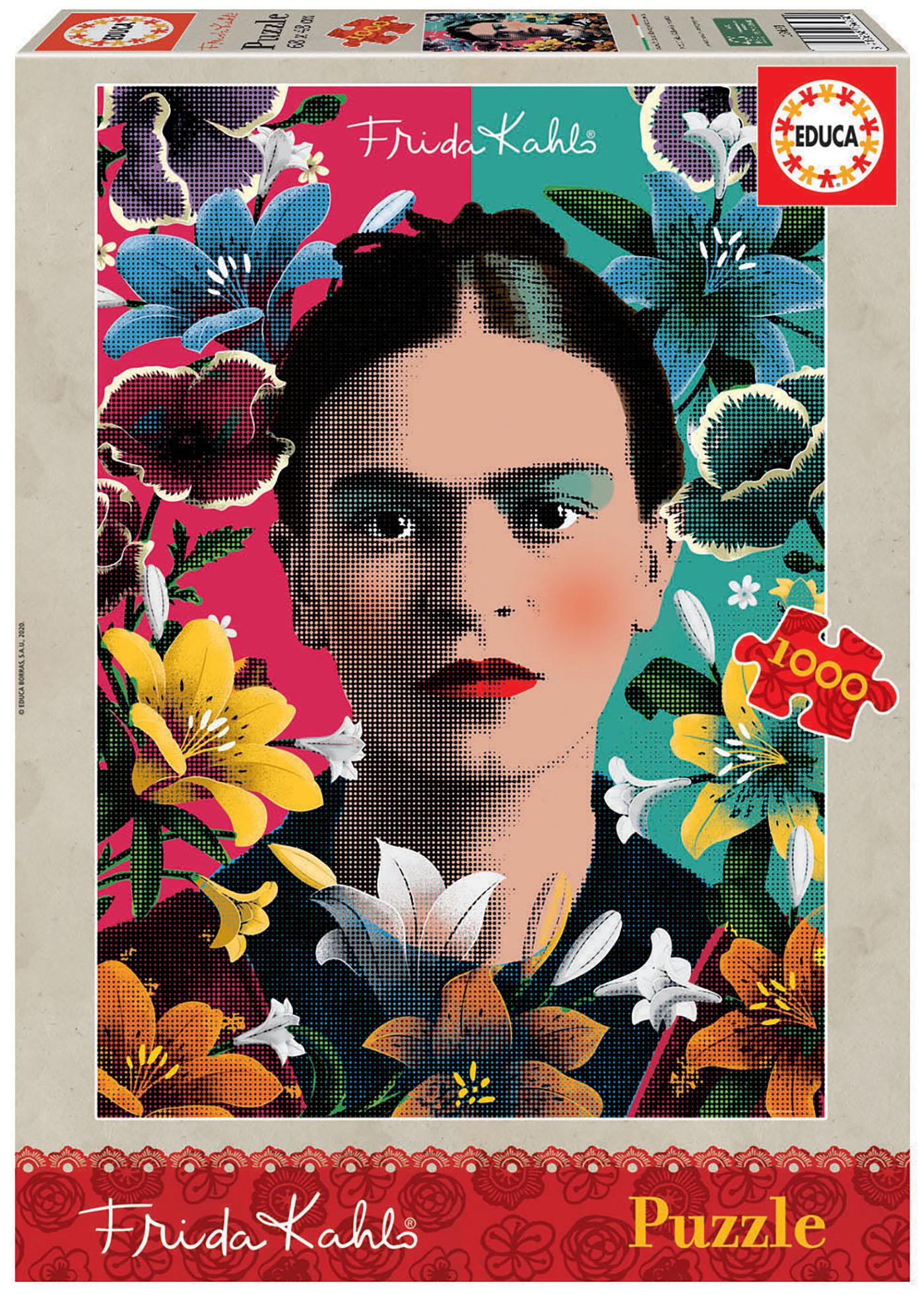 1000 Frida Kahlo