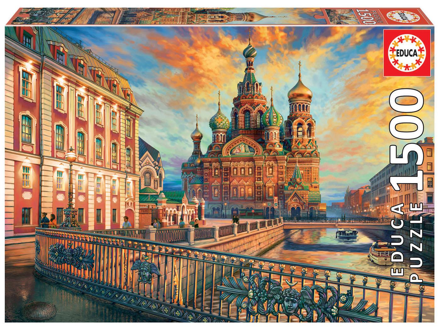 1500 Saint-Pétersbourg