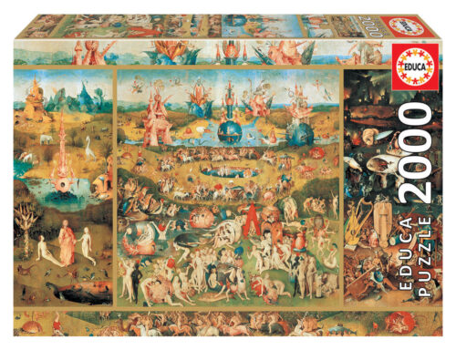 2000 The Garden of Earthly Delights